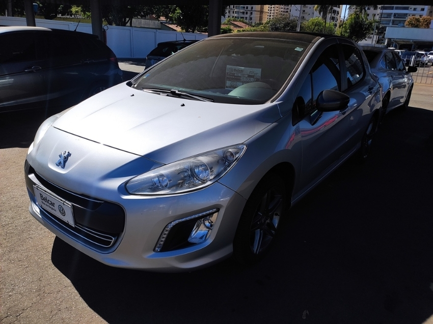PEUGEOT 208 1.6 GRIFFE THP TURBO