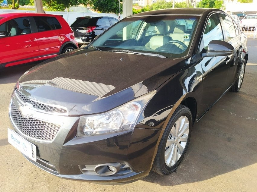 CHEVROLET CRUZE Cruze Ecotec6 LTZ 1.8 16V AT FLEXPOWER ETA / GAS 4