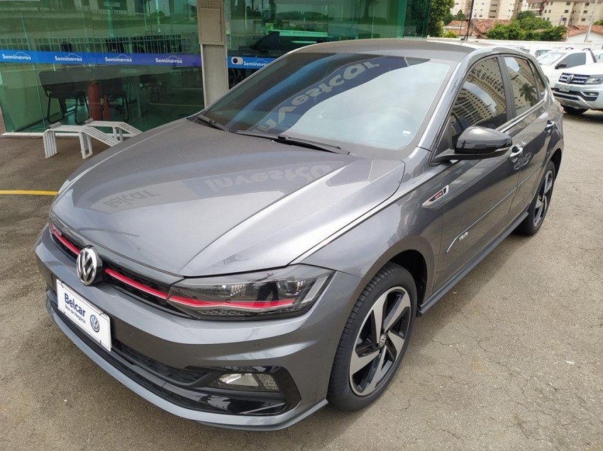 VOLKSWAGEN Polo Hatch GTS 1.4