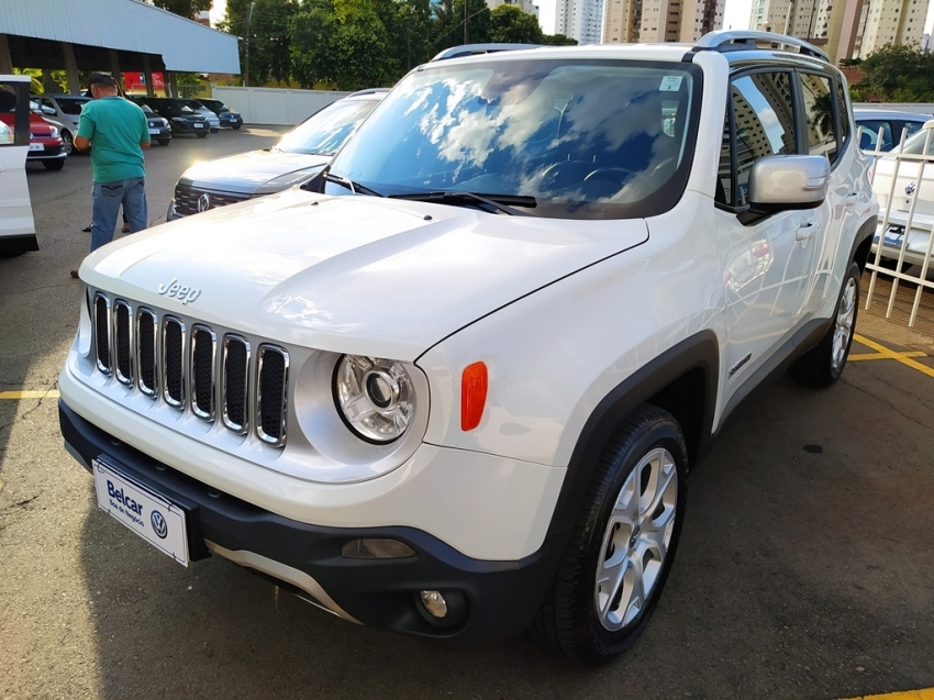 JEEP RENEGADE 2.0 LIMITED TURBO